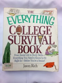 Everything College Survival Book San Pedro