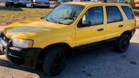 2001 Ford Escape Washington