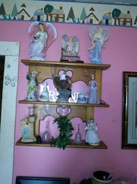 Angels and shelf all for 20.00 Ashland, 41102