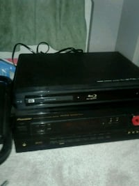 No Blu-ray player and pioneer amp  Red Deer, T4P 2G4