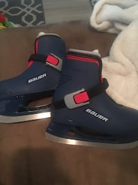 Toddler Bauer ice skates brands new size 8/9 Springfield, 22153