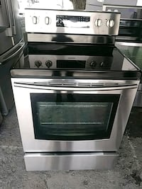 Stove glass top stainless steel SAMSUNG Plant City, 33563