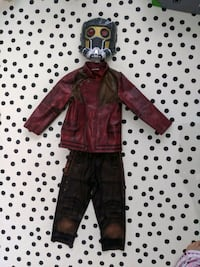 Starlord Marvel Halloween Costume 3T Burnaby, V5M 4A4