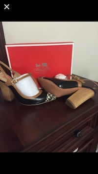 Coach shoes size 8 brand new Monmouth Junction, 08852