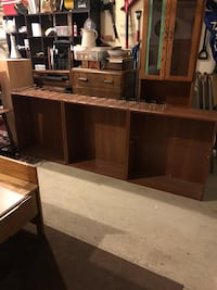 3 wine glass display shelves London, N6H 0E5
