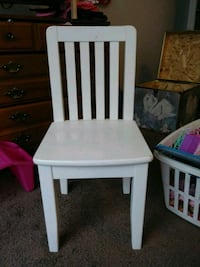 Toddler chair  Potterville, 48876