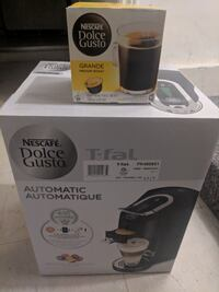 NESCAFÉ Dolce Gusto T-fal NDG COMPASS Coffee Maker - BNIB North York