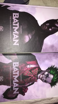 Batman comics Marini The Dark prince charming 1/2 et 2/2 Issy-les-Moulineaux, 92130
