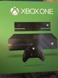 Xbox one with Kinect 25 km