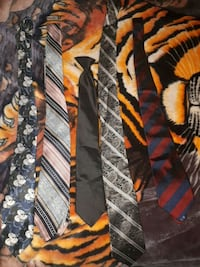 Dress ties $10 a piece  London, N6G 3B5