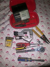 Challenger proto socket wrench and misc tools