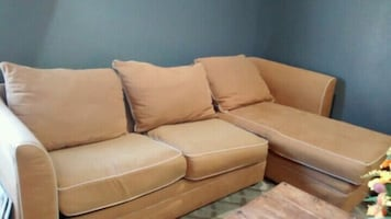 2 pc sofa w pullout bed. Sofabed sofa bed