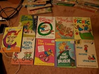 9 Berenstain bears books