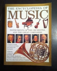 Encyclopedia Of Music Bergen, 5089