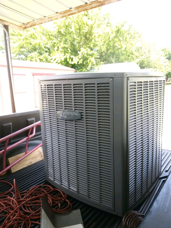 4-ton Armstrong Air Conditioner