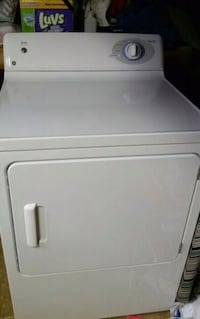 white front-load clothes washer Saint Clair Shores, 48080
