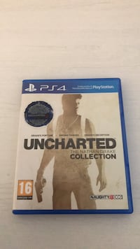 Uncharted the Nathan drake collection Fyllingsdalen, 5142