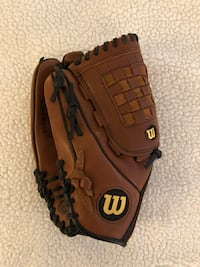 Wilson baseball glove (for a left handed person )