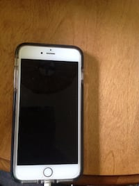 white iPhone 5 with black case Montréal, H8Z 1B6