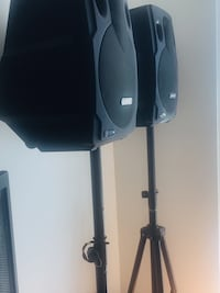Samson Expedition XP200 Speakers & Stands Miami, 33131