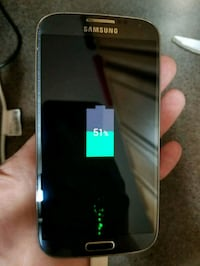 Near perfect condition GALAXY S4 Normal, 61761