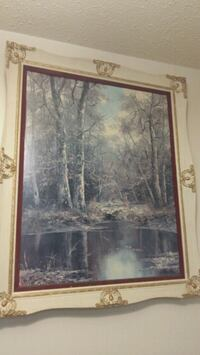 Beautiful Framed painting Burnaby