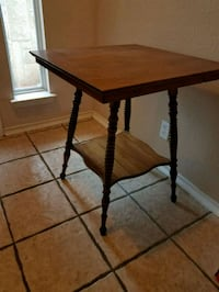 Vintage end table  San Antonio, 78260