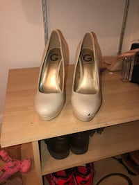 Nude Heels by Guess Pikesville, 21208