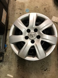 Gray toyota Camry stock rims & Hubcaps Gustine, 95322