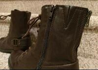 New 6M Over the Ankle Boots with Back Zipper   Woodbridge, 22193