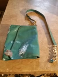 Turquoise purse Frederick, 21702