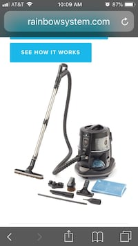 The Rainbow® Cleaning System (used)