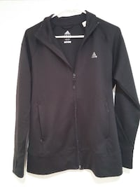 Adidas Women Jacket black L Burnaby