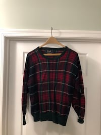 Men's sweater, Large. Millstone Township, 08510