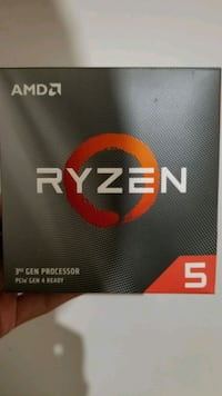 AMD Ryzen 3600 cpu Chevy Chase, 20815