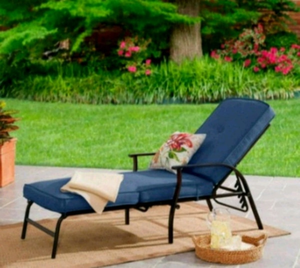 Peachy New Mainstays Belden Park Cushion Chaise Lounge Pdpeps Interior Chair Design Pdpepsorg