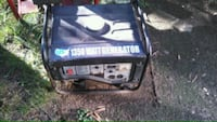 black and white portable generator North Little Rock, 72117