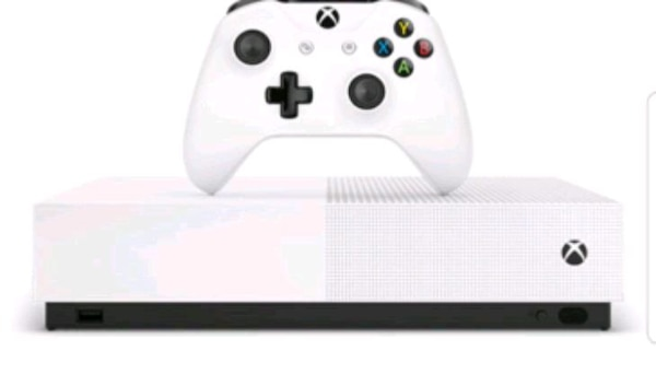 Xbox One S like new