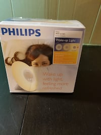 Philip Wake up Light Milton