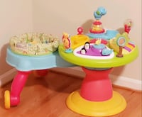 baby toys including activity center Germantown, 20874