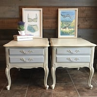 Antique French provincial side tables Barrie, L4N 8T5