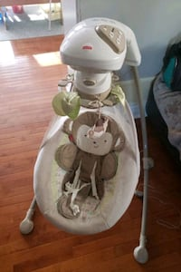 Monkey baby swing (Fisher price)