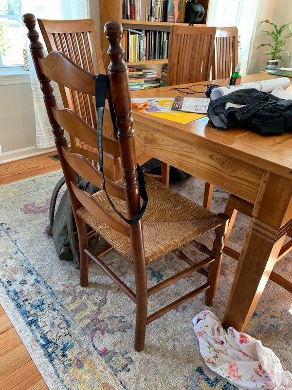 Used Dining Chair X2 For Sale In West Long Branch