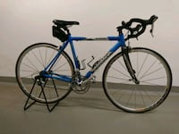 Racercykel Cannondale 50 nyservad