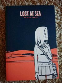 Graphic novel - Lost at Sea by Bryan Lee O'Malley  Birmingham, 35243