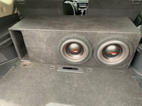 Car audio equipment, dvd/cd player, mono amp, capacitor, component speakers Fairport, 14450