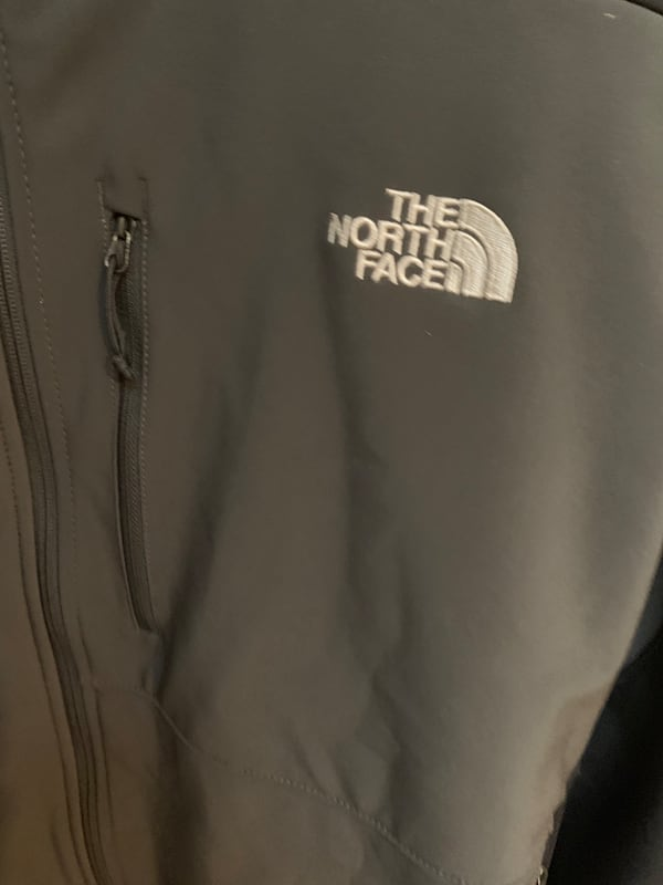 Men's North Face Jacket in Black and Grey - 3XL Jacket 08ae699e-c5d6-4151-a8ea-b1bcee5d5aef