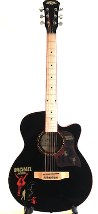 Michael Jackson acoustic guitar 40 inch full size Brand new