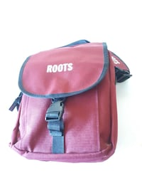 ROOTS bag with handle & Shoulder strap St. Williams, N0E 1P0
