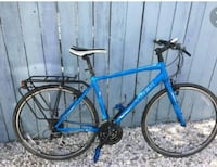 blue and black road bike Washington, 20002